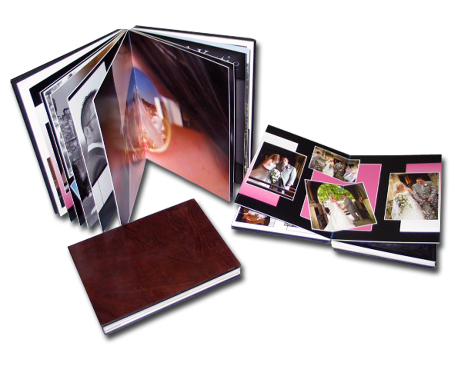how to make digital album in photoshop
