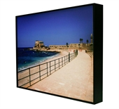 Deep Box Frame Mounted Aluminium Panel