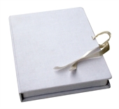 Luxury Linen Slim Line Print Box