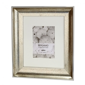 Bergamo Antique Silver Frames