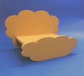 Cloud Bed Prop